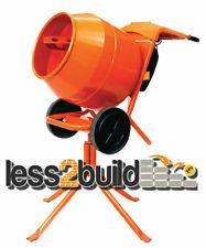 Belle Cement Mixer MiniMix Mini Mix 150 110v Electric