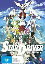Star Driver : Collection 1 : Eps  1-13 (DVD, 2012, 2-Disc Set) New / Sealed. D21