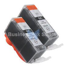 2 PGI-225 BLACK Ink for Canon Printer PIXMA MX712 MX882 MX892 iP4820 PGI-225BK