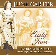 JUNE CARTER CASH - EARLY JUNE * (NEW CD)