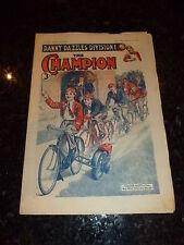 "THE CHAMPION ""Comic"" (1950) - Vol 58 - No 1494 - Date 16/09/1950  UK Paper Comic"
