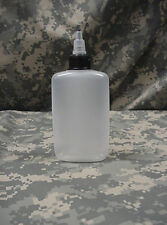 LSA, GSE, WEAPONS OIL 4 OZ BOTTLE, GSE HEAVY WEAPONS RIFLE CLEAR LUBE BOTTLE