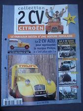 FASCICULE 67 CITROEN 2CV  AZU PHILIPS DE 1962