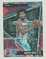 2019 Panini Father's Day ROOKIE FOIL #68 MARVIN BAGLEY III RC 70/199 Kings