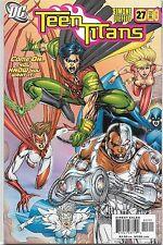 Teen Titans #27 (Oct 2005, DC) NM/MT