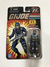HASBRO G.I. JOE 'COBRA OFFICER' THE ENEMY 25TH ANNIVERSARY ACTION FIGURE