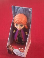 "Disney Frozen 2  NEW RELEASE 3"" Mini Poseable Adventure Anna Doll HTF"