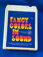 1972 Buick Car Advertising Dealership 8 Track Tape Fancy Colors in Sound RARE