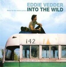 Eddie Vedder Into The Wild CD Digipak 2007 EX