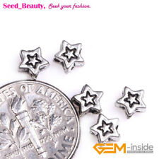 5mm Fashion 100x Bali Style Alloy Metal Jewelry Making Spacer Beads