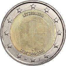 2 euro commemorativa Lussemburgo 2009 EMU FDC