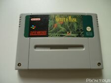SUPER NINTENDO SNES / Secret of Mana [ SNSP-K2 FRA/SFRA ]