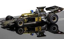 Scalextric Legends Team Lotus 72 JPS 1973 French Grand Prix Slot Car 1/32 C3703A