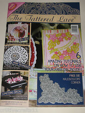 TATTERED LACE MAGAZINE #14 (INCLUDES FREE DIE) FOR CARDS & SCRAPBOOK PAGES