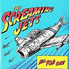 THE SCREAMING JETS - ALL FOR ONE   CD NEUF