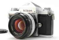 【N MINT+++】Nikon F Eyelevel Apollo SLR Film Camera 50mm f/1.4 Lens From JAPAN