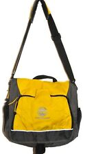 Timberland Bag Cross body Messenger Large Grey Shoulder Yellow Outdoor Nylon