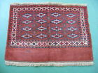 Antique Yomud Chuval Turkmenistan ca.1900 hand knotted wool 32 x 44 in #32-09