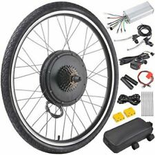 "36V 500W 26"" Rear Wheel Electric Bicycle Conversion Kit Speed Hub Motor Cycling"