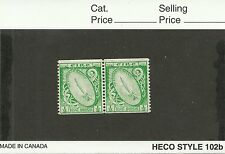 Ireland 1922 1933-1934 scott 91 MNH Coil Pair CV$220+