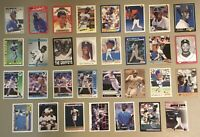 Ken Griffey Jr. Lot Of (31) With Rookie & No Duplicates