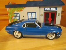 Mustang Mach One by Nikko RC Light Use as Seen on Tires No Remote Display Only