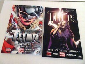 Thor the God of Thunder Vol 1  Marvel Now The Goddess of thunder Vol 2