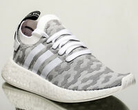adidas Originals WMNS NMD R2 Primeknit women lifestyle sneakers grey BY9520