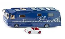 SIKU SUPER 1:50 Scale 1943 VOLKNER MOBILE PERFORMANCE MOTORHOME + WIESMANN MF5
