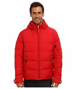 Bogner Fire + Ice Luca D/Red/Size:42.(40-41.5).US- L.NWT.MSRP $579.00