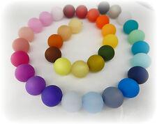 35 Stück XL Original POLARIS Perlen 14mm groß alle Farben MIX bunt