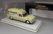 Brekina 13800 Mercedes Benz MB /8 Binz Krankenwagen KTW elfenbein  _ H3072
