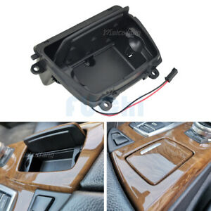Front Center Console Ashtray Cover For BMW 5' F10 F11 2010-2016 51169206347
