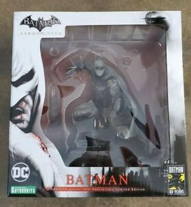 Kotobukiya DC Comics Batman Arkham Series 10th Anniversary ARTFX+ PVC Statue New