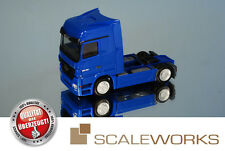 Herpa 297783 solo MB Actros LH 08 MP3 Lowliner Zugmaschine *blau*
