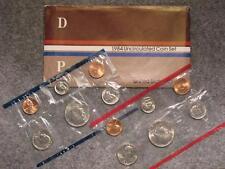 1984 US Mint Set - P&D Uncirculated - Half Quarter Dime Nickel & Cent