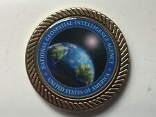 National Geospatial-Intelligence Agency - NGA - Challenge Coin