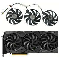 Gpu Cooler Fans For Asus Rog Strix Geforce Super Ti Rtx2080 Rtx2080ti T129215su