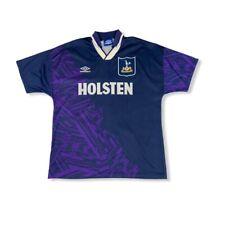 Vintage Original Tottenham Hotspur Away shirt 1994-1995 Umbro Large