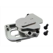 Hot Racing HOR12X08 1/8 Kyosho Motorcycle Silver Aluminum Gearbox Case