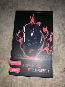 TOP GAME EQUIPMENT GAMING MOUSE