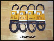 NOS Drive Belt Set Continental Contitech [fits] Mercedes-Benz 300SD 300CD 300D