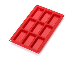 Lekue Silicone 9 Cavity Financier Baking Mold