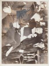 Wedding Party in the Registry- Paris, France 6/25/34 -Press Photo