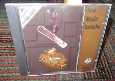 WORLD PRO SNOWBOARD TOUR 1998 NEW SAMPLER PROMO MUSIC CD, 13 TRACKS, STEP KINGS+