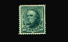 US Stamp Mint, XF/Super b S#226-Fresh color mint no gum with outstanding centeri