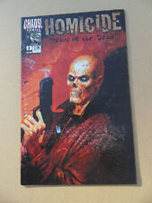 Homicide : Tears Of The Dead 1 . Chaos . 1997 . FN +