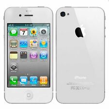 Apple iPhone 4 16GB White Verizon Prepaid A1349 (CDMA) Page Plus Straight Talk