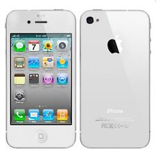 Apple iPhone 4 32GB White Verizon Prepaid A1349 (CDMA) Page Plus Straight Talk