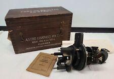 New listing Vintage Astro Compass Mk Ii Canada Ref. No Ga/1174